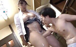 OONIKU-007 Megumi Arina, Maho Claudia Kiriya, Yuki Saegusa, Ayaka Yuzuki